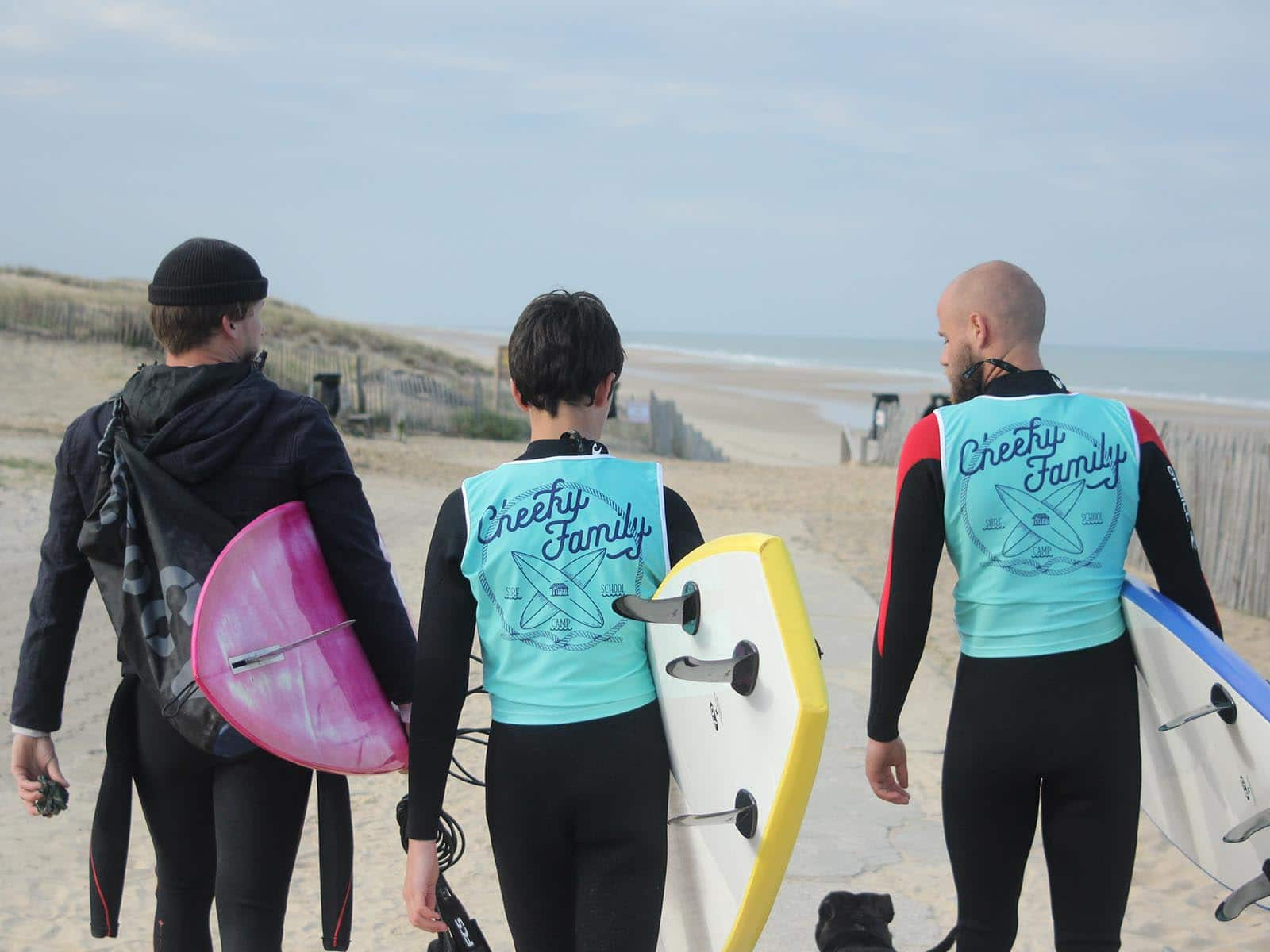 Cheeky-Family-Auberge SurfCamp & School + Lacanau + surfschool-lacanau-surf-ecoledesurf