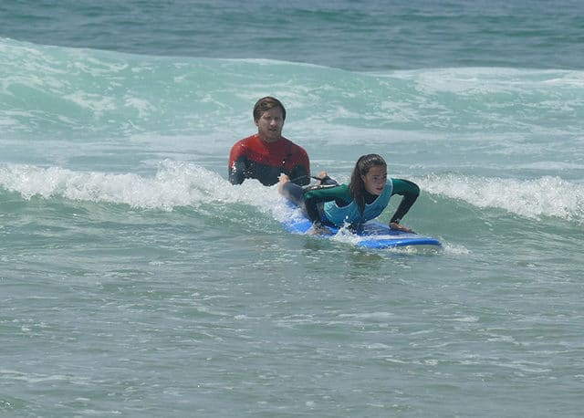 Ecole de surf Lacanau Cheeky Family